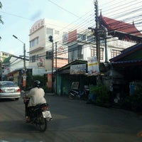 Photo taken at ซ.สามัคคี by Soonthorn S. on 12/18/2012