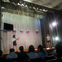 Photo taken at Лицей №35 by Александр С. on 2/21/2014