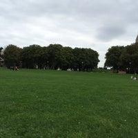 Photo taken at Grande Pelouse CIUP by romain f. on 8/30/2014