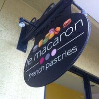 Photo taken at Le Macaron by Stephen on 11/2/2013
