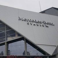 Photo prise au Mercedes-Benz Stadium par Stephen le11/13/2017