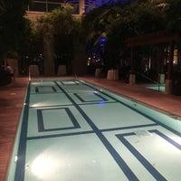 Photo taken at Water Club Pool by Donovan M. on 12/8/2016