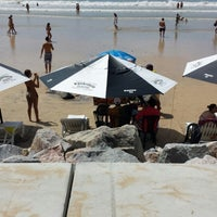 Photo taken at Whiskritorio Beach by Brenno A. on 7/21/2013
