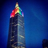 7/1/2013에 Christopher R.님이 엠파이어 스테이트 빌딩에서 찍은 사진