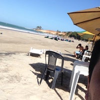 Photo taken at Lagoinha Kite Point by Cristiano R. on 11/8/2014