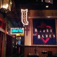 12/29/2012 tarihinde Gokhan P.ziyaretçi tarafından House of Blues San Diego'de çekilen fotoğraf