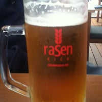 Foto tirada no(a) Rasen Bier por Dulce F. em 12/28/2012