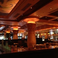 Photo taken at The Cheesecake Factory by Ethan S. on 10/28/2012