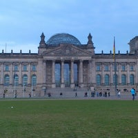 Photo taken at Reichstag by Uph R. on 4/16/2013