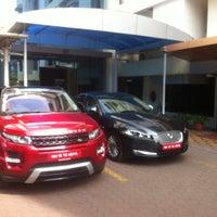 Photo taken at Hotel Vrishali Executive by Vishaak on 1/22/2014