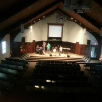 Photo taken at West Kingston Baptist Church by Larry D. on 10/20/2012