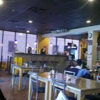 Photo taken at Black Market Pizza by Kari R. on 2/9/2013