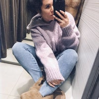 Photo taken at Zara by Ольга В. on 1/24/2018