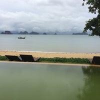 Photo taken at Koh Yao Island Resort by Hannes D. on 8/12/2015