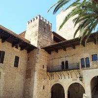 Photo taken at Palacio Real de La Almudaina by Ricard S. on 6/19/2013