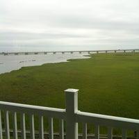 Photo taken at Marsh Island by Riz on 6/8/2013