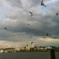 Photo taken at Marsh Island by Riz on 6/13/2013