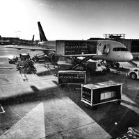Photo taken at Gate A3 by Chris H. on 3/8/2013