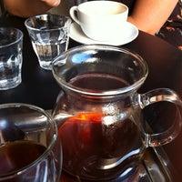 Photo taken at Café Na kole by Martin on 9/7/2014