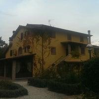 Foto scattata a Garden Resort & Spa San Crispino da Antonio G. il 10/14/2013