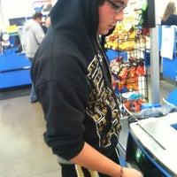 Photo taken at Walmart Supercenter by Alex M. on 10/3/2012