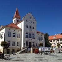 Photo taken at Rynek by Mirosław M. on 7/21/2013