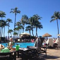 Photo taken at The Westin Maui Resort & Spa, Ka'anapali by Eric S. on 2/2/2013