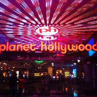 Photo taken at Planet Hollywood Resort & Casino by Michelle K. on 1/14/2013