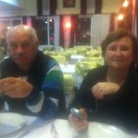 Photo taken at Yeni Bahar Restaurant by Furkan Y. on 1/5/2013