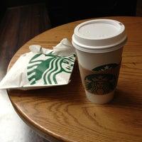 Photo taken at Starbucks by Oleg V. on 1/13/2013