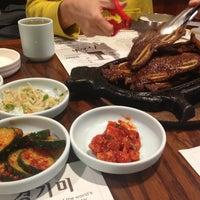 Photo taken at So Kong Dong Restaurant 소공동 순두부 by zhiyu z. on 2/2/2013
