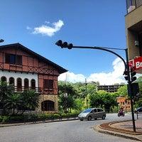 Photo taken at Alameda Rio Branco by Julio Cesar S. on 10/27/2014
