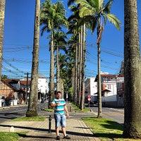 Photo taken at Rua das Palmeiras by Julio Cesar S. on 10/2/2014