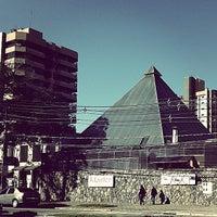 Photo taken at Alameda Rio Branco by Julio Cesar S. on 9/16/2014