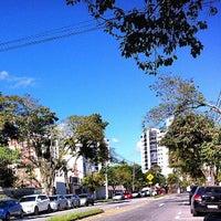 Photo taken at Alameda Rio Branco by Julio Cesar S. on 8/5/2014