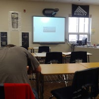 Photo taken at Eudora High School by Kelly D. on 1/30/2013