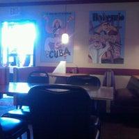 Photo taken at Black Bean Cuban Cafe by Josh M. on 1/19/2013