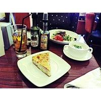 Foto tirada no(a) Круассан-кафе por Мария Т. em 11/9/2013