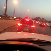 Photo taken at Al-Bida'a Roundabout by mortahahanm A. on 10/2/2012