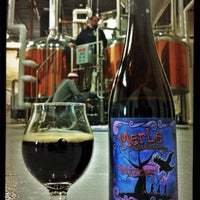 Photo taken at Anthem Brewing Company by Aaron C. on 12/13/2013