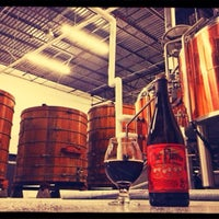Photo taken at Anthem Brewing Company by Aaron C. on 11/26/2013