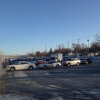 Photo taken at Flint Auto Auction by Seung Min 'Mel' Y. on 2/26/2014