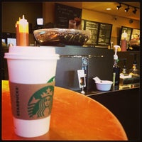 Photo taken at Starbucks by Seung Min 'Mel' Y. on 4/4/2013
