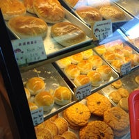 Photo taken at QQ Bakery by Seung Min 'Mel' Y. on 10/25/2013