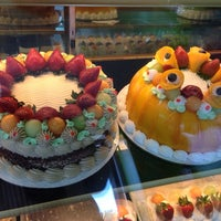 Photo taken at QQ Bakery by Seung Min 'Mel' Y. on 7/30/2013