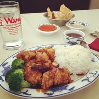 Photo taken at Wang Chinese Restaurant by Seung Min 'Mel' Y. on 10/21/2014