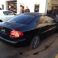 Photo taken at Flint Auto Auction by Seung Min 'Mel' Y. on 4/2/2014