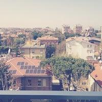 Photo taken at Aqua Hotel Rimini by Vladislav B. on 4/16/2013