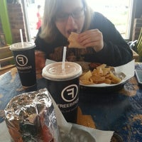Photo taken at Freebirds World Burrito by Dave S. on 2/9/2013
