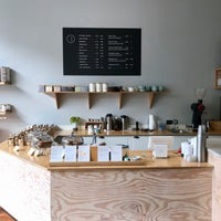 Photo taken at Elm Coffee Roasters by Murdo C. on 9/6/2017